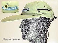Inter Fly Cap (Farben Grey und Khaki zur Auswahl)