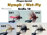 Nymph/Wet Fly Gold Head