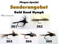 Sonderangebot Goldkopfnymphen