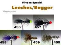 Leeches / Bugger Gr.6/8 (5 Sorten zur Auswahl)