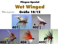 Wet Winged Gr.10/12 (5 Sorten zur Auswahl)