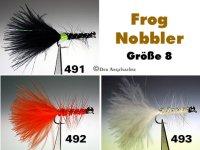 Frog Nobblers Gr.8 (3 Sorten zur Auswahl)