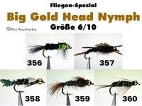 Big Gold Head Nymph