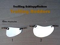 Trolling Rudders (2 Größen zur Auswahl)