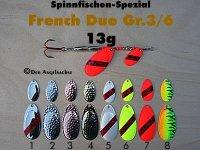 French-Duo Gr.3/6  13g (8 Farben zur Auswahl)