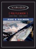 Vision Polyleader  Pike & Salmon Fliegenvorfächer