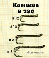 Kamasan B280 L/W Salmon Doubles