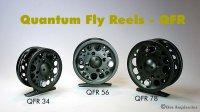 Quantum QFR Fliegenrollen (3 Modelle zur Auswahl)