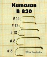 Kamasan B830 Round Bend Nymph