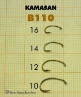 Kamasan B110 Grubber Hooks