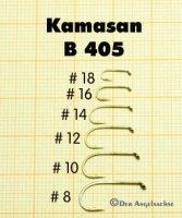 Kamasan B405 Round Bend