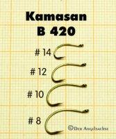 Kamasan B420 Sedge Hooks