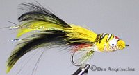 Nr. 516 Samba Yellow Größe 3/0