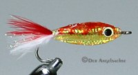 Nr.526 Little Gem Minnow Ruby Größe 6