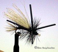 Stimulator Stonefly Black Größe 8 Nr. 171