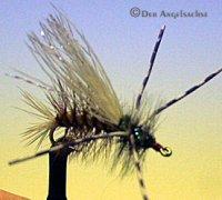 Stimulator Stonefly Grey Größe 8 Nr. 172