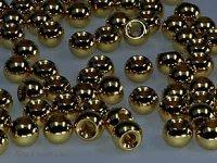 Goldkopfperlen Sonderangebot 100 Stück