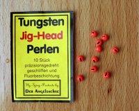Tungsten Jig-Head Perlen