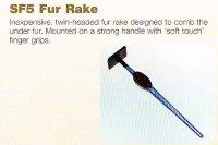Stonefly Schaber - Stonefly Fur Rake SF5