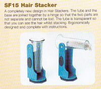 Stonefly Hair Stacker