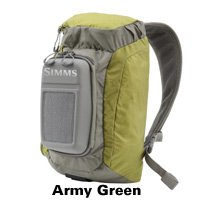 Simms Waypoint  Sling Pack Small (Gunmetal oder Army Green zur Auswahl)