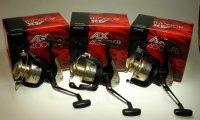 3x Shimano AX 4000 FB