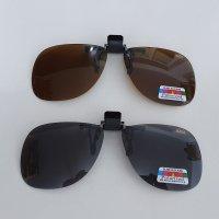 Polarisationsbrille-Aufstecker