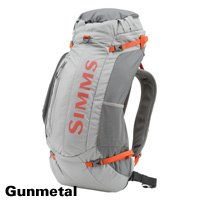 Simms Waypoint Backpack Large (Gunmetal, Army Green  zur Auswahl)