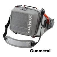Simms Waypoint Hip Pack Large (Gunmetal oder Army Green zur Auswahl)