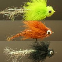 Ultralite Big Eye Pike Fly Hechtfliegen