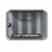 C&F Micro Slit Foam Fly Protector (CFA-25-S) Flypatch / Fliegenhalter
