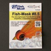 Fish Skull Fish Mask Streamerköpfe