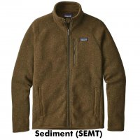 Patagonia Mens Better Sweater™ Fleece Jacket  (3 Farben zur Auswahl)