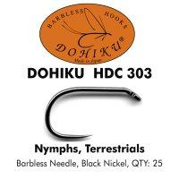 DOHIKU HDC 303 Nymphenhaken