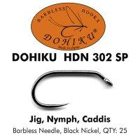 DOHIKU HDN 302 SP  Jig Fliegenhaken