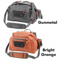 Simms Dry Creek  Hip Pack -Hüfttasche-  in Gunmetal oder Bright Orange