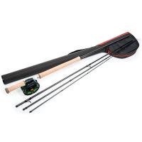 Guideline Laxa Salmon Kit + 10 fängige Gratis-Lachsfliegen