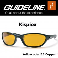 Guideline Kispox Polarisationsbrille (Yellow oder BB Copper)