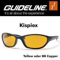 Guideline Kispox Polarisationsbrille (Yellow oder BB Copper)