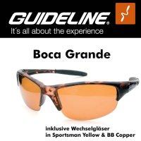 Guideline Boca Grande Polarisationsbrille mit Wechselgläser