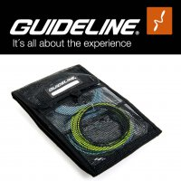 Guideline Mesh Wallet Shooting Heads Schusskopf-Tasche