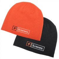 Simms Lockup Beanie Hunter Orange / Mütze