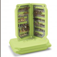 Orvis Ultralight Foam Fly Box  -Medium/Citrone-