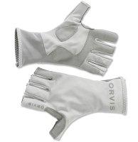 Orvis Sun Gloves Grey  Sonnenschutzfaktor 50+