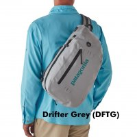 Patagonia Stormfront® Sling 20L Drifter Grey