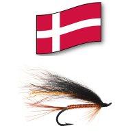 Stora Hansen  Orginal Dänische Lachs- und Meerforellen-Fliege