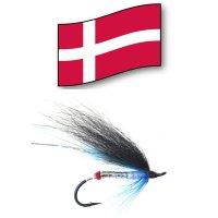 Buus Blue  Orginal Dänische Lachs- und Meerforellen-Fliege