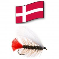 Skjern Fancy  Orginal Dänische Lachs- und Meerforellen-Fliege