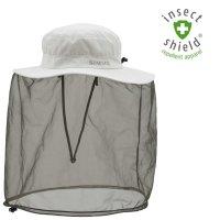 Simms BugStopper® Net Sombrero Ash Insektenschutzhut