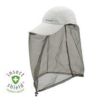 Simms  Bugstopper Net Cap Tundra - Der Mückenschutz-Hut -